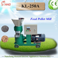 Hot selling chicken farm machinery cheap feed pellet machine small horse manure pellet making machine