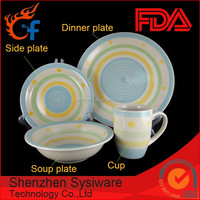 china factory directly wholesale cheap restaurant dinnerware