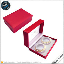 custom logo china factory cheap price made jewelry bangle gift package box double design