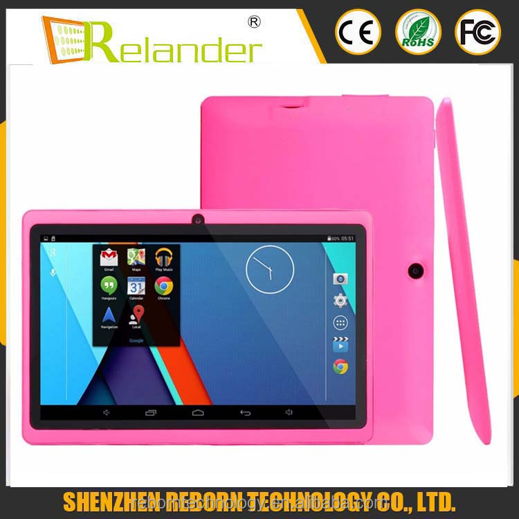 7 inch ATM7031 Q88 Android 4.4.2 quad core wifi tablet pc