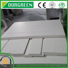 High density pvc fascia board waterproof rigid pvc foam sheet
