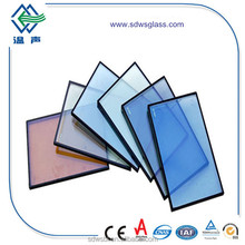 heat resistance curtain wall low-E insulated glass