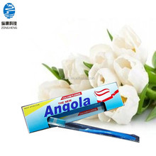 150g mint flavor angola toothpaste for bleeding gum,cheap toothpaste