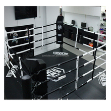 2018 Hot Sale Custom Canvas MMA fighting Boxing Ring thai Boxing Ring