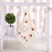 hot sale 80% polyester and 20% polyamide microfiber printed hand towel cartoon cheap