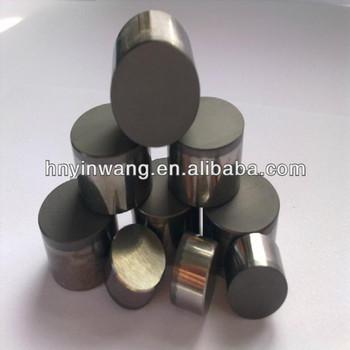 Industrial PDC Cutters For Oil/Gas/Coal Drilling