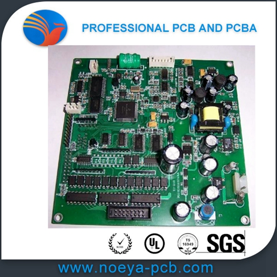 Aluminum base smd circuit board and prototype pcb assembly