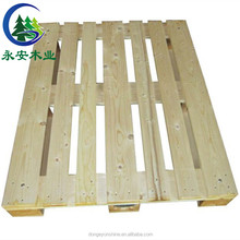 Two times forming poplar lvl wood for packing pallet