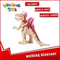 unique electronic gifts plastic grabber dinosaur toys for boys