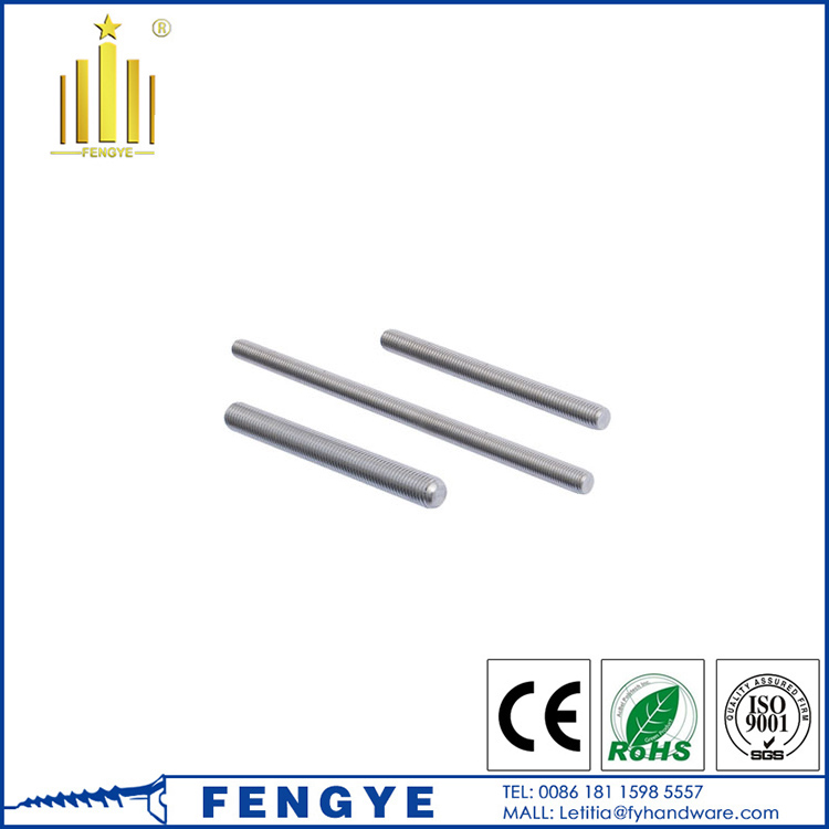DIN976 factory wholesale stainless steel bolts all thread rod
