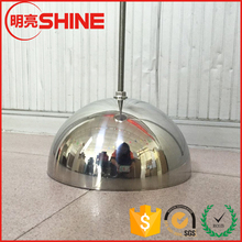 Wholesale Hollow Dome Shape Half Ball 100mm 150mm 200mm 250mm Stainless Steel Hemisphere