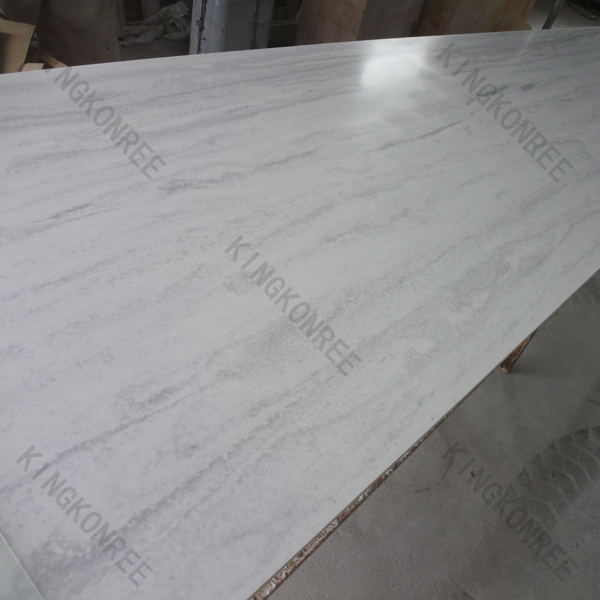 KKR artificial marble cultured marble texture sheet