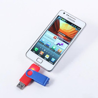 Mini Portable Mobile Phone USB Flash Drive Promotion USB Flash Driver for Android Device