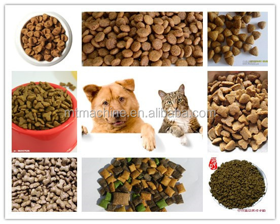 China wholesale Low electric cost Dry Dog Pet Food