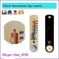 720 x 480 pixel motion detection air thermometer hidden camera