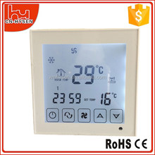 HY03AC Modbus Programmable Touch Screen Room Thermostat