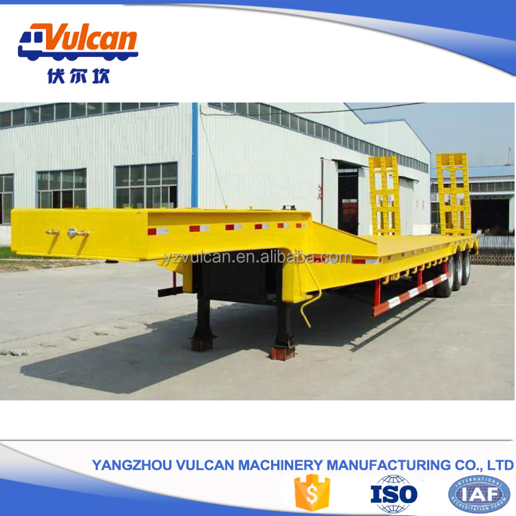 China Manufacturer Heavy Duty Truck Trailer with Led Tail Light( Customized)