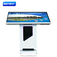 55 inch interactive multi touch table/foor standing digital signage video wal