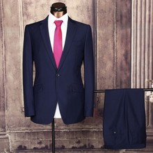 New arrival fashion men office uniform style