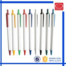 Promotional high quality and cheap ballpoint pen on discount