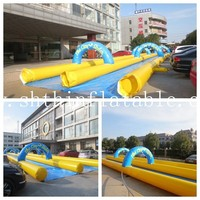 Global sales1000 ft Slip N Slide Inflatable Slide The City