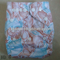 2013 Reusable One Size Fits All Wholesale Baby Diaper
