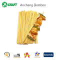 40 cm bbq tools safe bamboo skewers