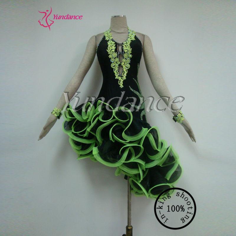 Платье стандарт для бальных танцев своими руками
