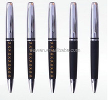 HOT SALE--Executive leather pen with stitches,with leather pen case /HOLDER DW-B6533S