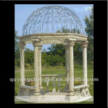 Stone Outdoor Gazabos for Sale