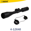 Marcool 4-12x40 Magnetic Gun Sight Riflescopes Hunting Adjustable Scope Mount