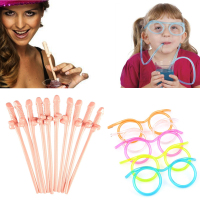 Hen Night Krazy Amazing Classes Willy Crazy Funny Straws