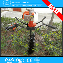 Garden tool Gasoline Earth Auger/Digging Holes/Ground Drill