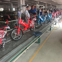 Customized Drag Chain Conveyor Motorcycle Assembly Line