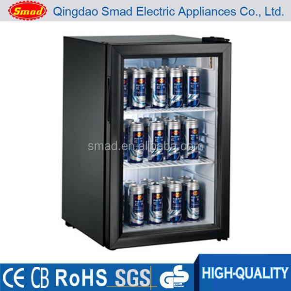 compressor counter top chiller beverage cooler glass door drinks mini fridge buy glass door top chiller product on alibaba