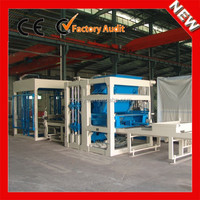 XINYU famous QT12-15 construction siporex block making machines