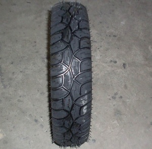 high rubber content tubeless scooter tyre 3.50-10