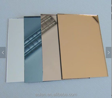Plasitc Mirror Acrylic Sheet Perspex for Laser Cutting