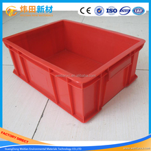 24L Plastic tool box Cheap Plastic Packaging Box For Industry