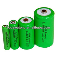 1.2v 300mah ni-mh battery