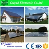 China high quality easy install 10kw off-grid solar panel kits solar system for homes