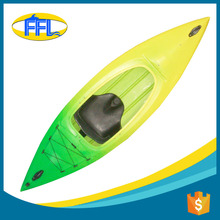 Offer water sports cheap plastic fishing boat Non inflatable for sale