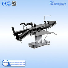 Best selling Hospital Room Examination Operating Table Hydraulic Bed manufacturer