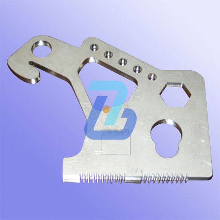 gear shape cnc laser cutting parts