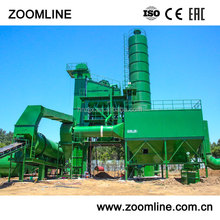 China new 160tph stationary bitumen asphalt batch mixing plant price