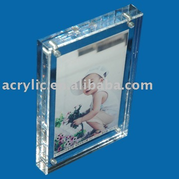 2016 Chinese latest design magnetic picture frame