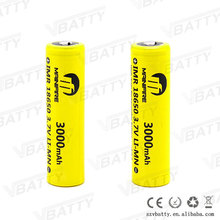 High drain Mainifire promotional 3.7v 18650 limn 40a battery