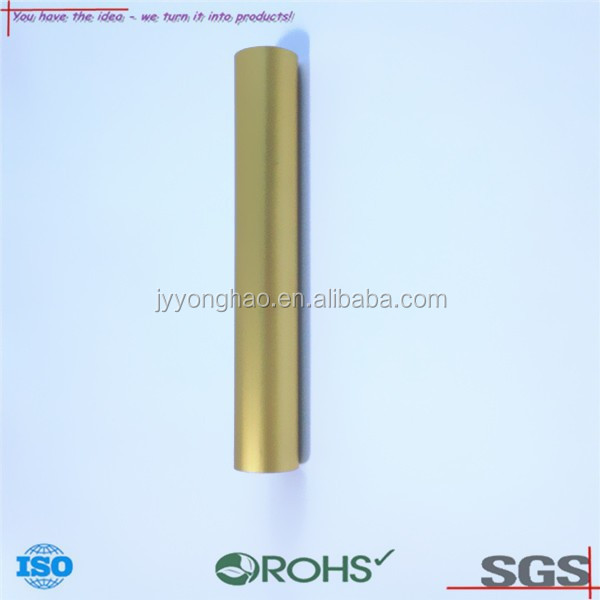 OEM ODM customized Kinds of tube Aluminum anodizing tube