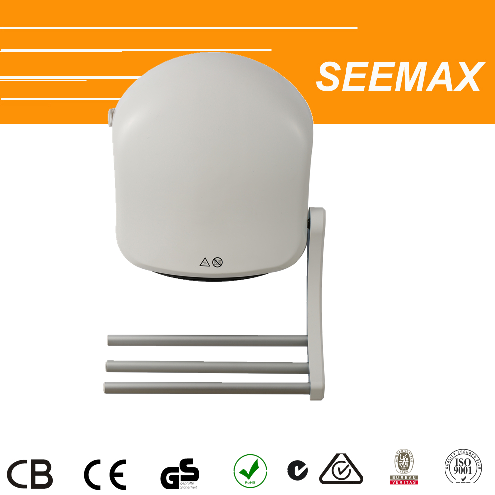 SEEMAX Electric Energy Efficient Bathroom Shower Air Fan Heater