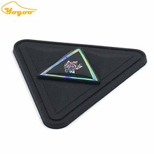 2017 New Style Resin Epoxy Rubber 3D PVC Patch Custom Logo Patches for Clothing